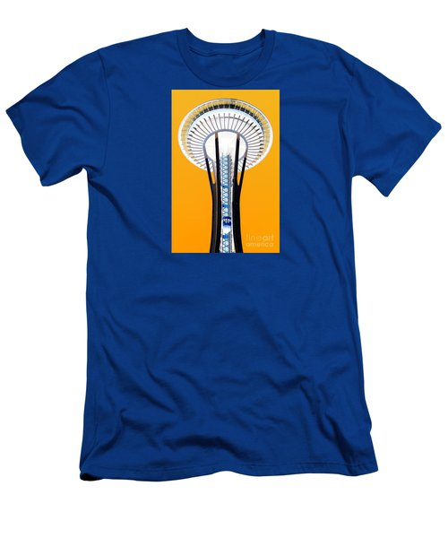 Men's T-Shirt (Slim Fit) featuring the photograph Inverted Needle by Chris Anderson
