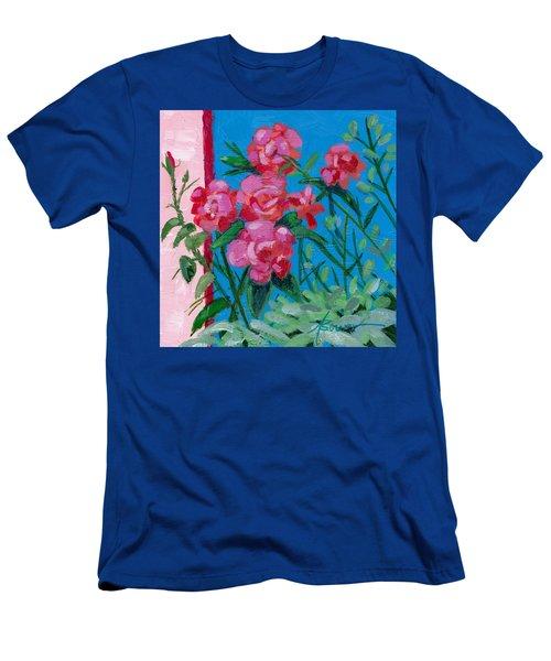 Ioannina Garden Men's T-Shirt (Athletic Fit)