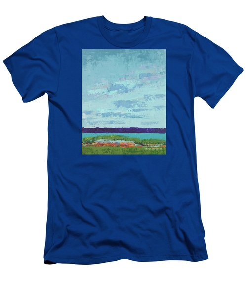 Island Estuary Men's T-Shirt (Athletic Fit)