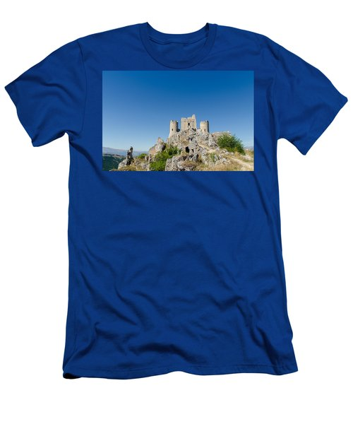 Italian Landscapes - Forgotten Ages Men's T-Shirt (Athletic Fit)