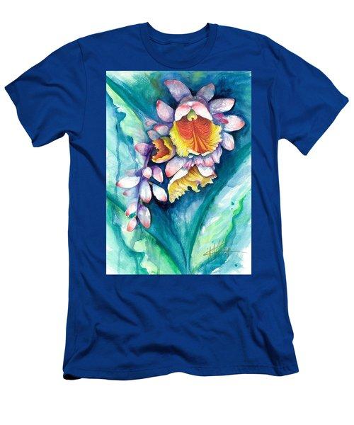 Key West Ginger Men's T-Shirt (Athletic Fit)