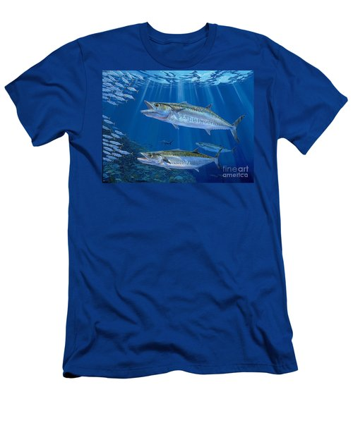 Kingfish Reef Men's T-Shirt (Athletic Fit)