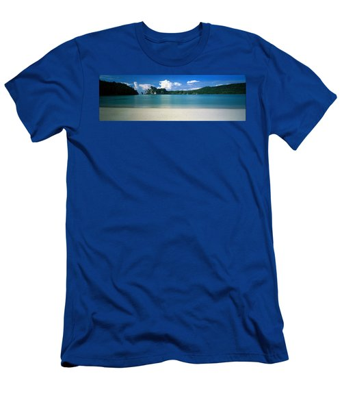 Ko Phi Phi Islands Phuket Thailand Men's T-Shirt (Athletic Fit)