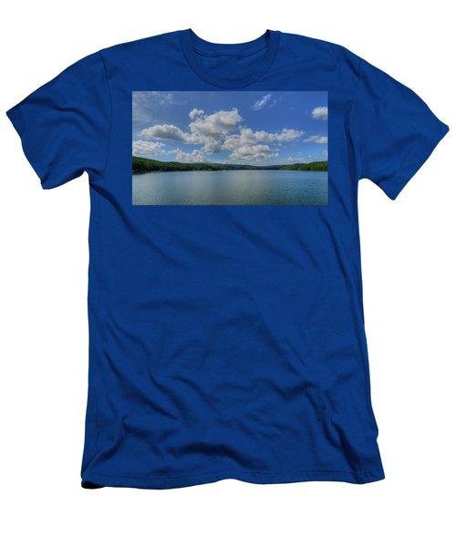 Lake Arrowhead Men's T-Shirt (Athletic Fit)