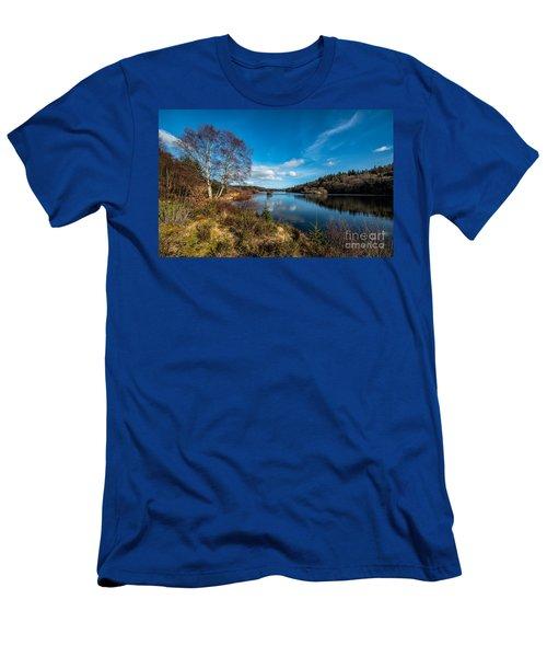 Lake Elsi Men's T-Shirt (Athletic Fit)