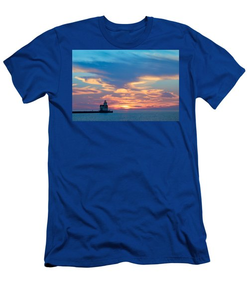 Lake Spirits Rising Men's T-Shirt (Athletic Fit)