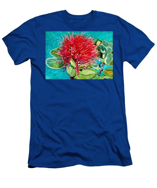 Lehua Blossom Men's T-Shirt (Athletic Fit)
