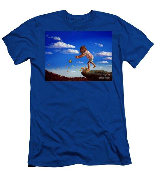 Letting It Go Men's T-Shirt (Athletic Fit)