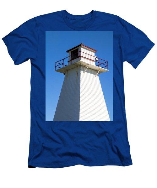 Lighthouse Pei Men's T-Shirt (Athletic Fit)