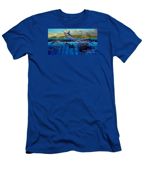 Los Suenos Men's T-Shirt (Slim Fit) by Carey Chen