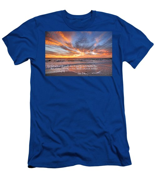Love Personified Men's T-Shirt (Athletic Fit)