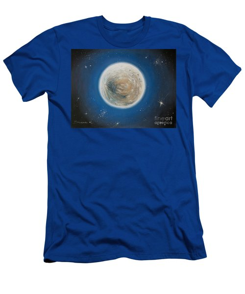 Luna Men's T-Shirt (Athletic Fit)
