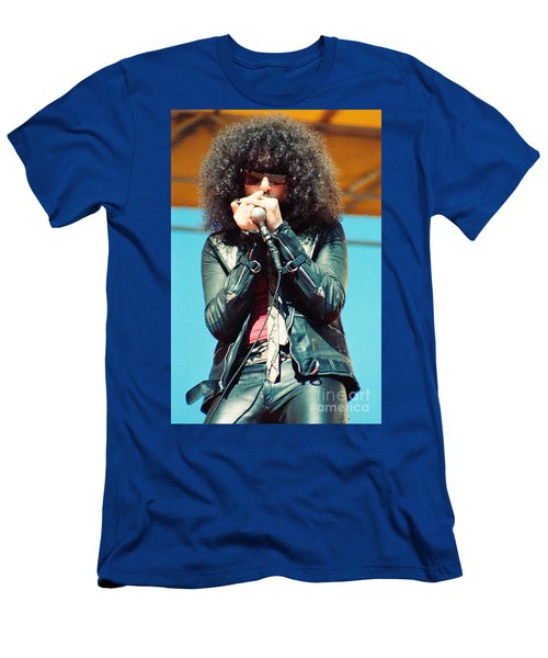Magic Dick  From J Geils Band - Day On The Green July 4th 1979 Men's T-Shirt (Athletic Fit)
