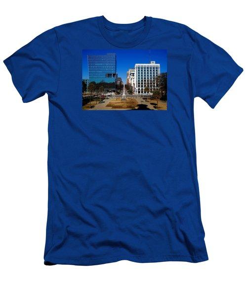 Main Street South Carolina Men's T-Shirt (Athletic Fit)