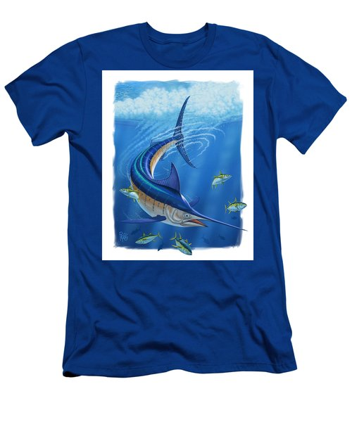 Marlin Men's T-Shirt (Athletic Fit)