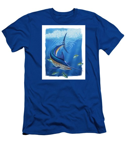 Marlin Men's T-Shirt (Athletic Fit)