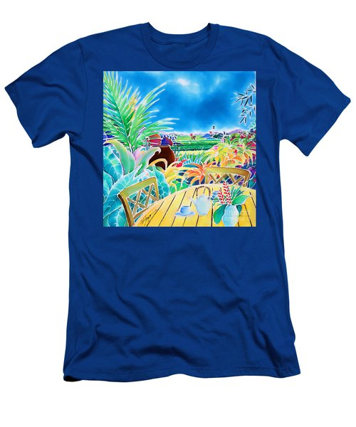 Mellow Afternoon Men's T-Shirt (Athletic Fit)