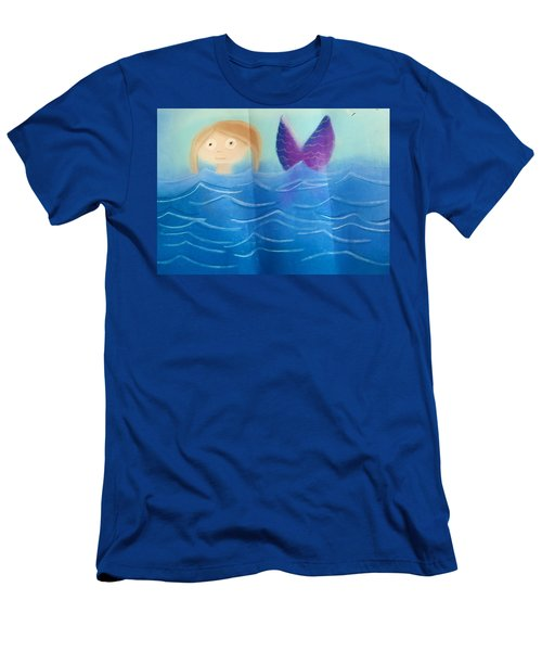 Mermaid Men's T-Shirt (Slim Fit)