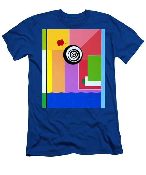 Mid Century Conflict Men's T-Shirt (Athletic Fit)