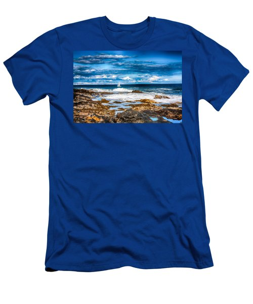 Midday Sail Men's T-Shirt (Athletic Fit)