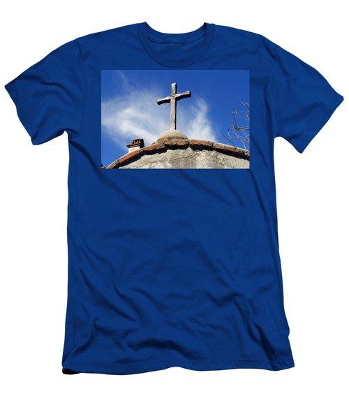 Mission Cross Men's T-Shirt (Slim Fit) by Shoal Hollingsworth