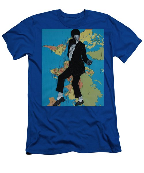 Mj Billie Jean Men's T-Shirt (Athletic Fit)