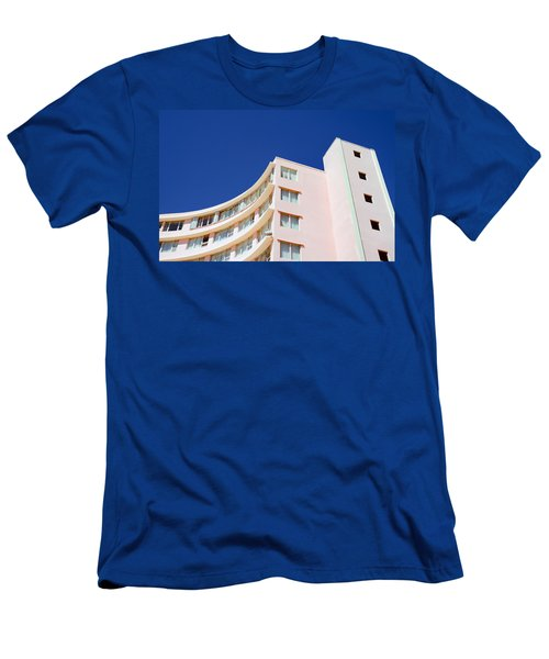 Modern Curves Men's T-Shirt (Slim Fit) by Keith Armstrong