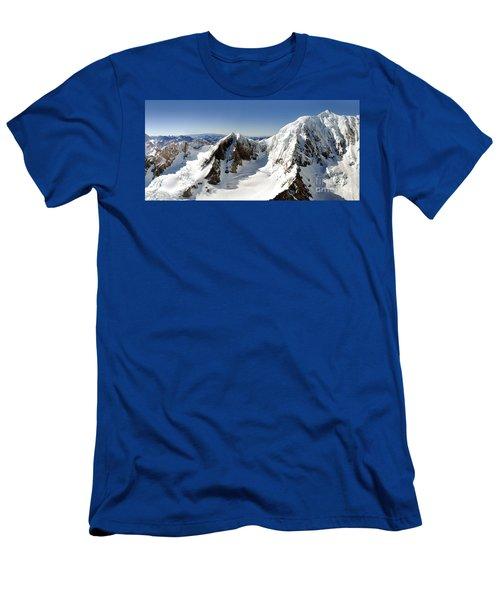 Mount Cook Men's T-Shirt (Athletic Fit)