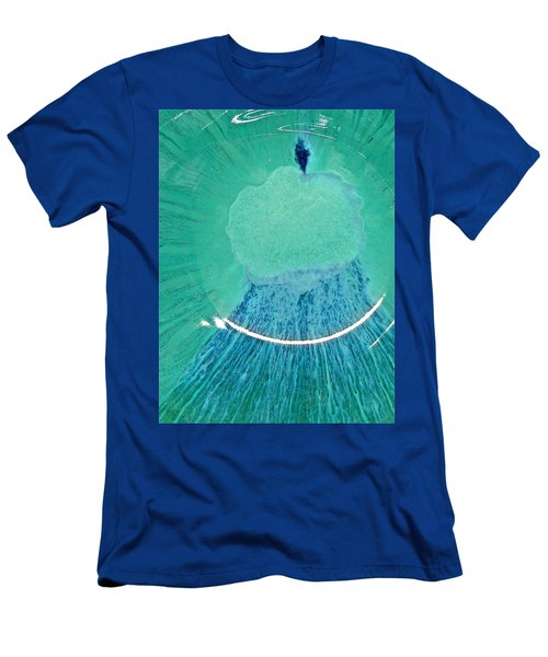 Moses On The Mountain Men's T-Shirt (Athletic Fit)