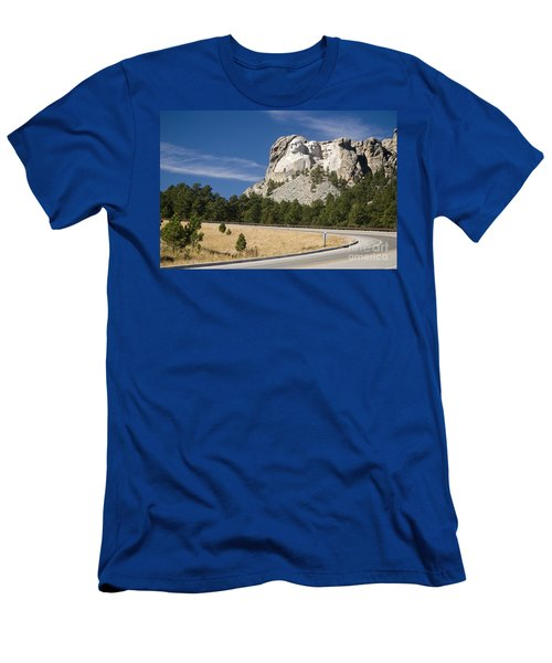 Mount Rushmore Men's T-Shirt (Athletic Fit)