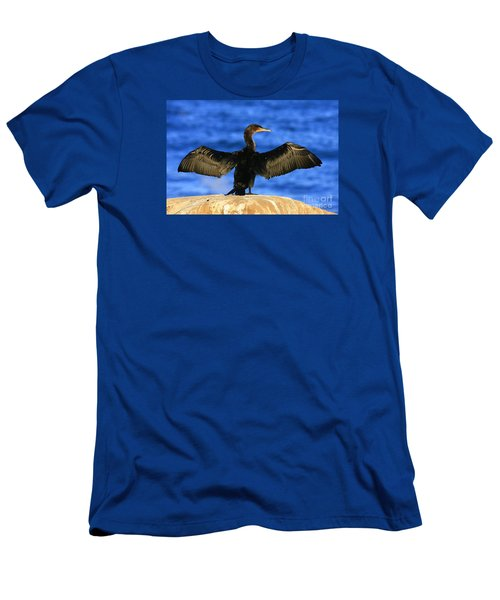 Men's T-Shirt (Slim Fit) featuring the photograph Ocean Dreams by John F Tsumas