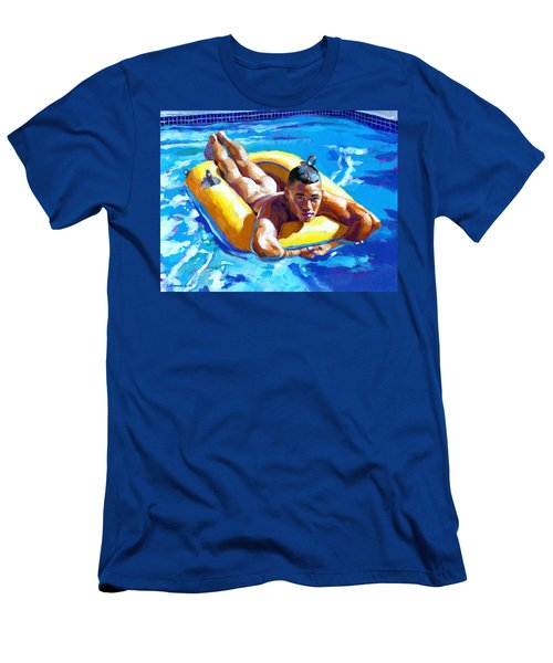 My Little Boat Men's T-Shirt (Athletic Fit)