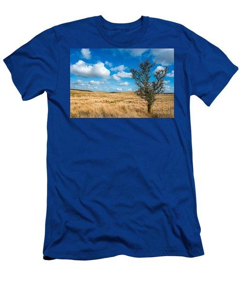 Mynydd Hiraethog Men's T-Shirt (Athletic Fit)