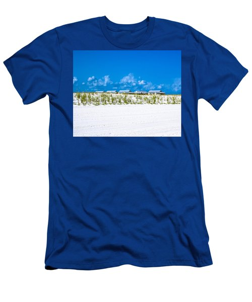 Navarre Beach Florida Men's T-Shirt (Athletic Fit)