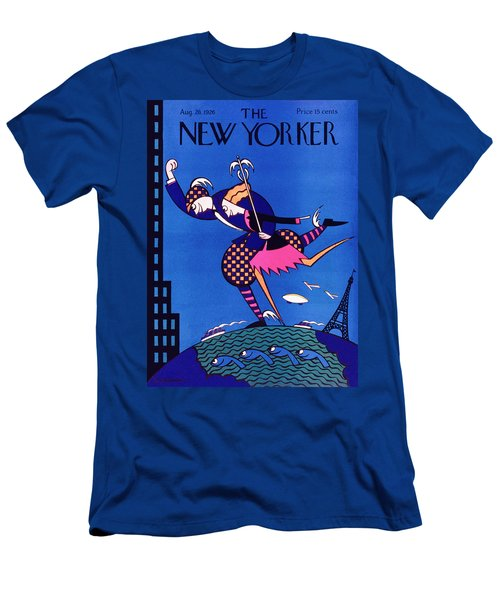 New Yorker August 28 1926 Men's T-Shirt (Athletic Fit)