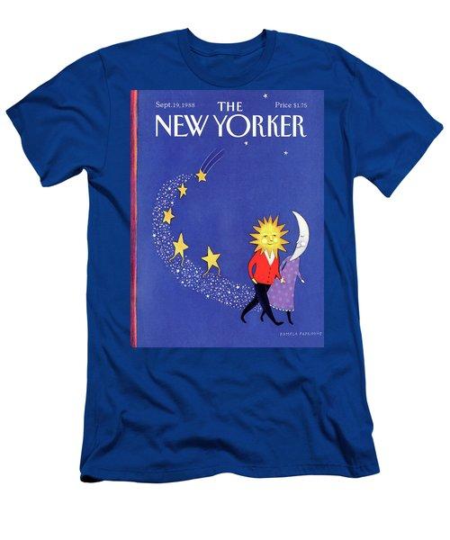 New Yorker September 19th, 1988 Men's T-Shirt (Athletic Fit)