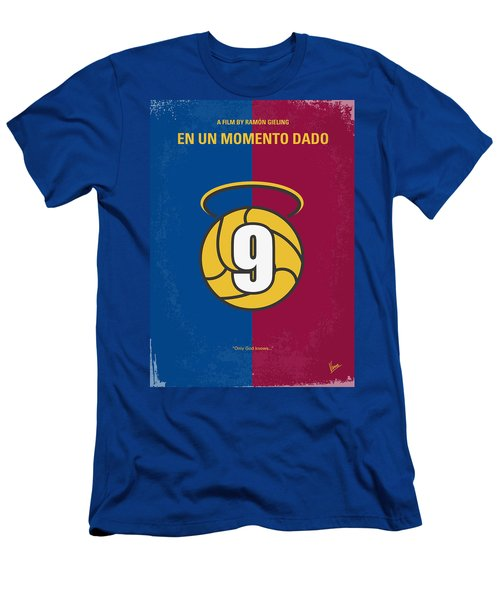 No272 My En Un Momento Dado Minimal Movie Poster Men's T-Shirt (Athletic Fit)