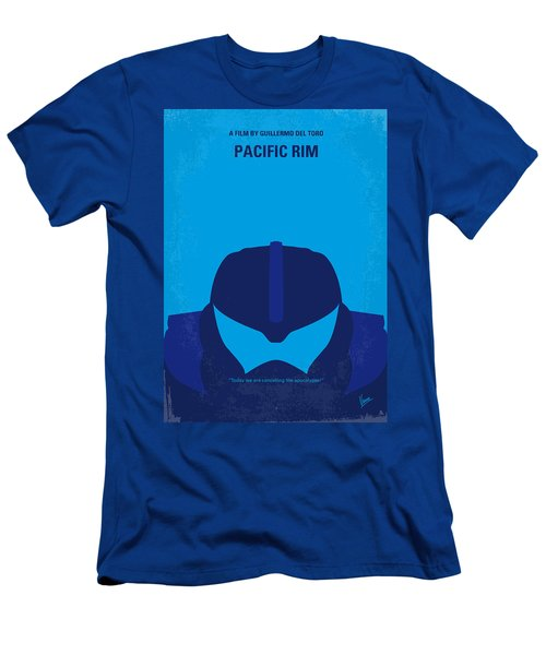 No306 My Pacific Rim Minimal Movie Poster Men's T-Shirt (Athletic Fit)