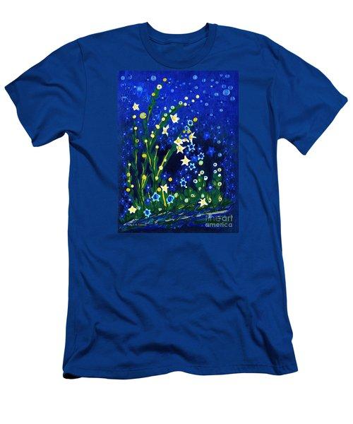 Nocturne Men's T-Shirt (Slim Fit) by Holly Carmichael