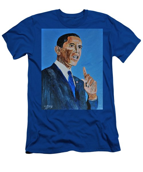 Obama Men's T-Shirt (Athletic Fit)