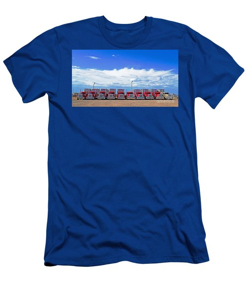 Odd Man Out Men's T-Shirt (Athletic Fit)