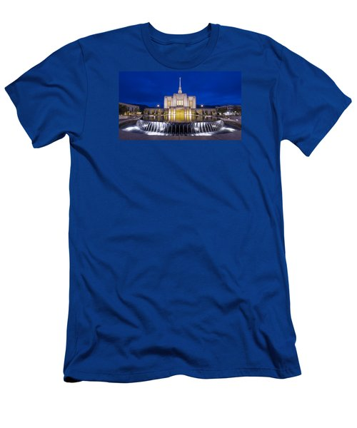 Ogden Temple II Men's T-Shirt (Athletic Fit)