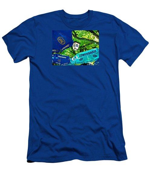 Oktoberfest Men's T-Shirt (Athletic Fit)
