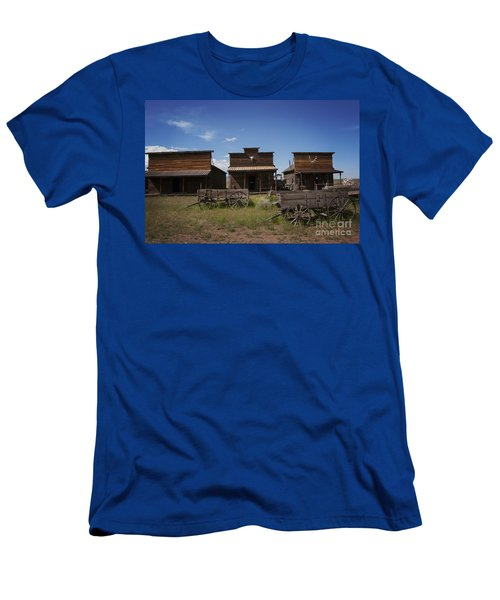 Old Trail Town Men's T-Shirt (Athletic Fit)
