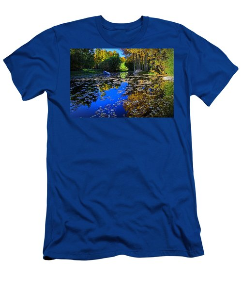 On Golden Pond  Men's T-Shirt (Athletic Fit)