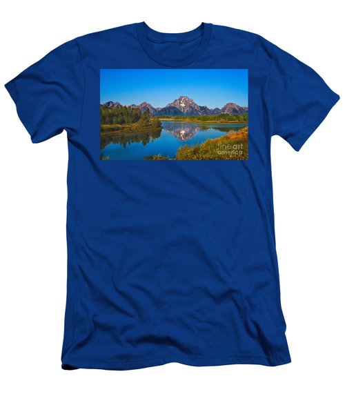 Oxbow Bend II Men's T-Shirt (Athletic Fit)