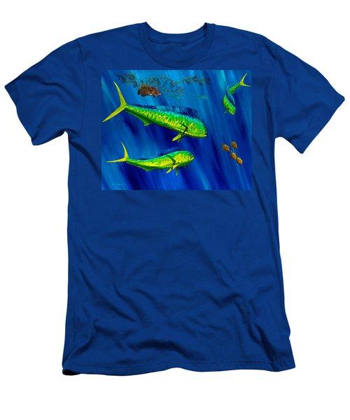 Peanut Gallery Men's T-Shirt (Athletic Fit)