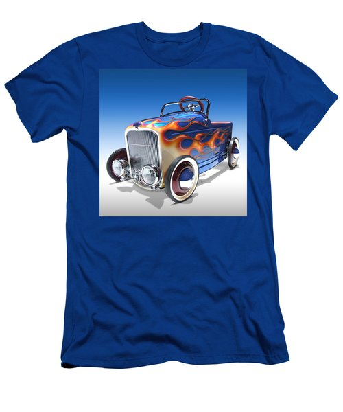 Peddle Car Men's T-Shirt (Athletic Fit)