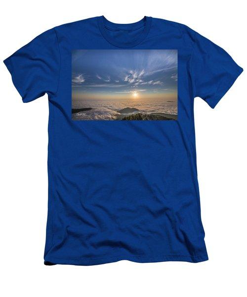 Pilchuck West 2 Men's T-Shirt (Athletic Fit)