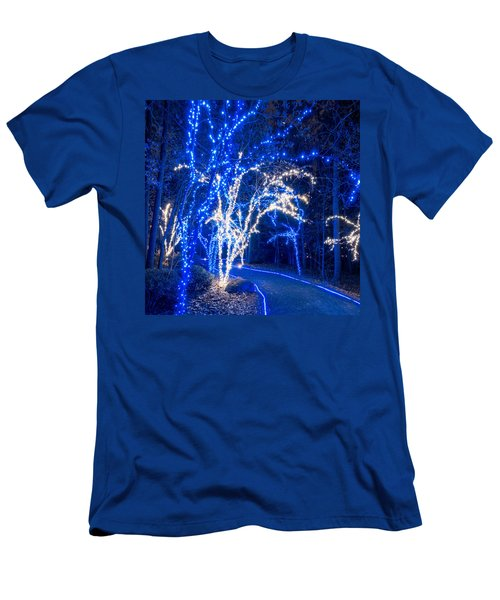 Pond Path Men's T-Shirt (Athletic Fit)